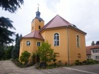 Zdjęcie obiektu turystycznego: Kościół p. w. Wszystkich Świętych w Brodach