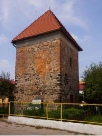 Zdjęcie obiektu turystycznego: Kamienno-ceglana wieża w Górzynie