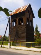 Zdjęcie obiektu turystycznego: Drewniana Dzwonnica w Górzynie