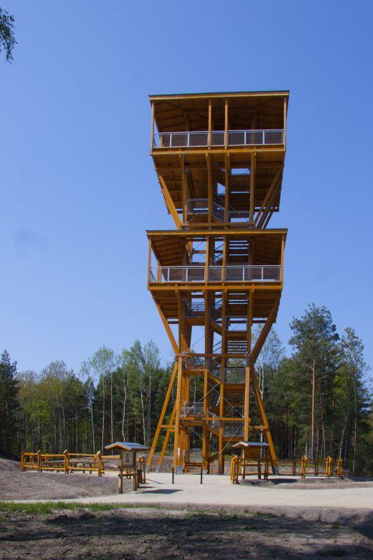 Ilustracja do informacji: Wieża widokowa