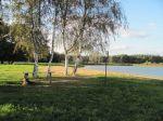 """Miniatura zdjęcia: Zbiornik retencyjny - kąpielisko """"Nowiniec"""""""