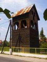 Miniatura zdjęcia: Drewniana Dzwonnica w Górzynie