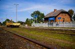Miniatura zdjęcia: Stacja kolejowa w Tuplicach
