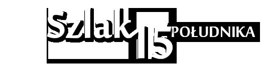 Logo: Szlak 15 POłudnika